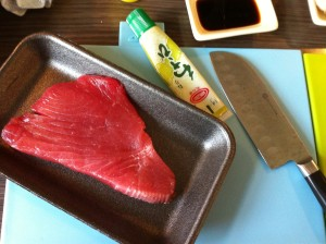 Verse tonijn